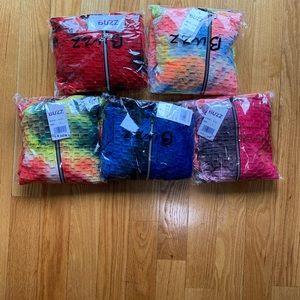 5 tiktok legging & hoodie sets